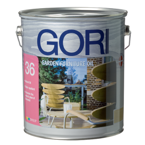 GORI 36 Garden Furniture Oil