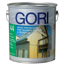 GORI 44 Wood Protection for Facades, Fences and Carports