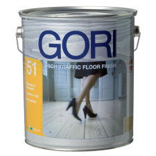 GORI 51 High Traffic Floor Finish