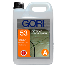 GORI 53 2-Component Floor Finish