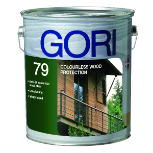 GORI 79 Colourless Wood Protection