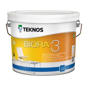 BIORA 3  primer and ceiling paint