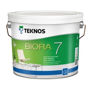 BIORA 7 Matt wall paint